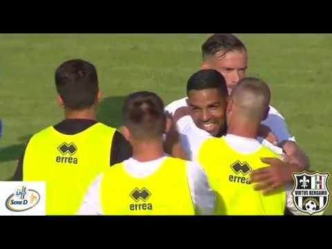 Virtus Bergamo-Pontisola 1-0, 3° giornata d'andata Serie D Girone B 2018/2019