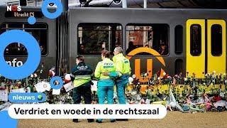 Rechtszaak tegen man van aanslag in tram begonnen