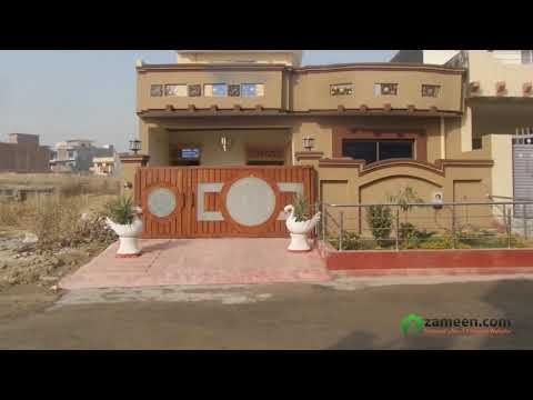 BRAND NEW SINGLE STOREY HOUSE IS AVAILABLE FOR SALE IN FECHS - JINNAH GARDENS ISLAMABAD