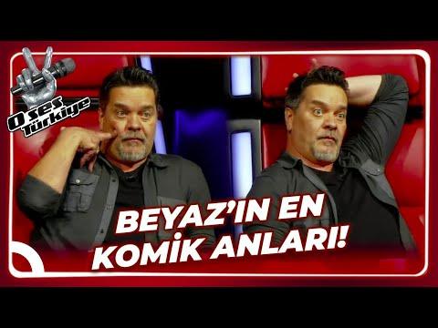 Beyazıt Öztürk'ün Komik Anları | O Ses Türkiye 2019