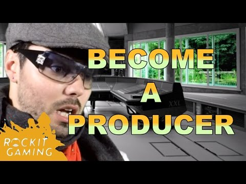 How To Become A Music Producer | Rockit Gaming
