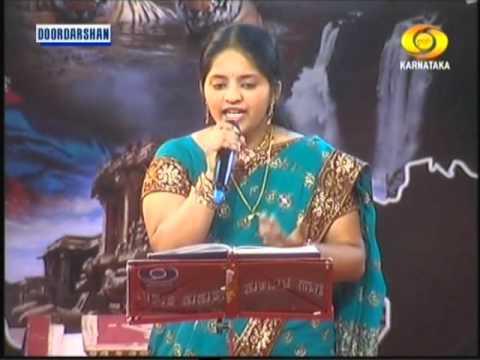Kannada patriotic song of S.Janaki
