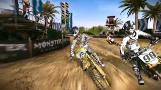 "MUD FIM Motocross ""World Championship™ Pc Windows Games Gameplay Video"