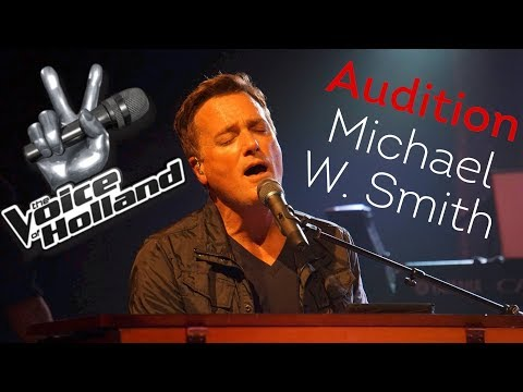 Michael W Smith bij The Voice of Holland