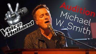 Download Audition Michael W. Smith at The Voice of Holland (Mighty to Save) MP3 song and Music Video