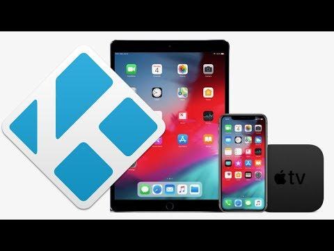 How To Install KODI On Apple TV, IPad, IPhone - No Jailbreak