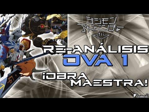 Digimon Adventure Tri Re-Analisis Ova 1 Saikai: ¡Obra Maestra!