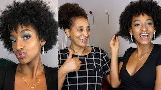 ONE YEAR AFTER MY BIG CHOP - WAS IT WORTH IT?! My Natural Hair Journey!