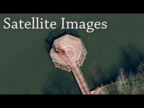 """Satellite Images"" Creepypasta"