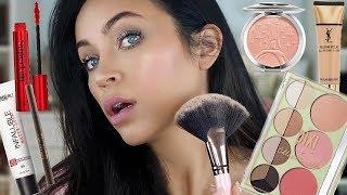 NEW Spring Makeup First Impressions: SO MUCH GLOW! | Stephanie Ledda