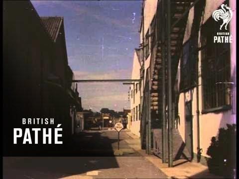 Elstree Studios (1961)