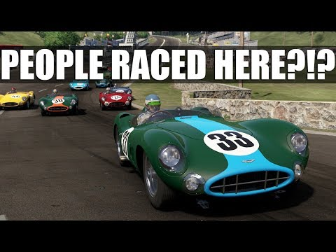 Project Cars 2 - They Used To Race Here?!?! | VR |