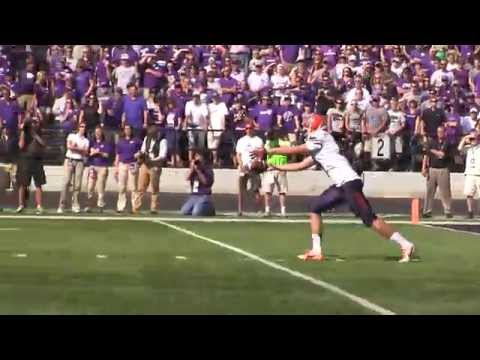 No. 25 K-State Vs UTEP - NCAA College Football 2014