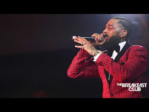 Nipsey Hussle Dead At 33 After Being Shot Multiple Times