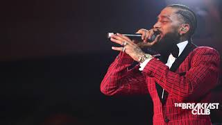Nipsey Hussle was fatally shot in Los Angeles on Sunday night outside of his store, Marathon. The Breakfast Club reacts to the unfortunate death of the rapper.