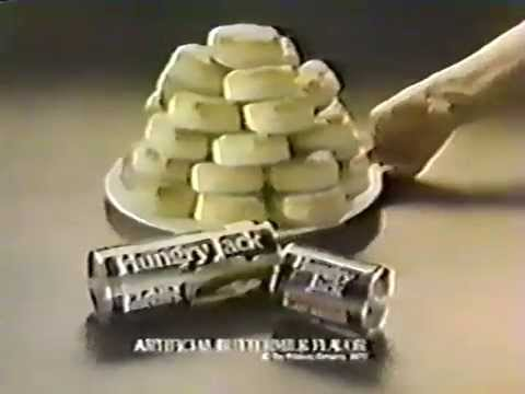 70s Ads Pillsbury Hungry Jack Biscuits 2 Youtube