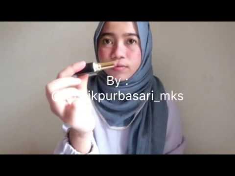 swatches-lipstik-purbasari-no-90-&-83-(-indonesia-)
