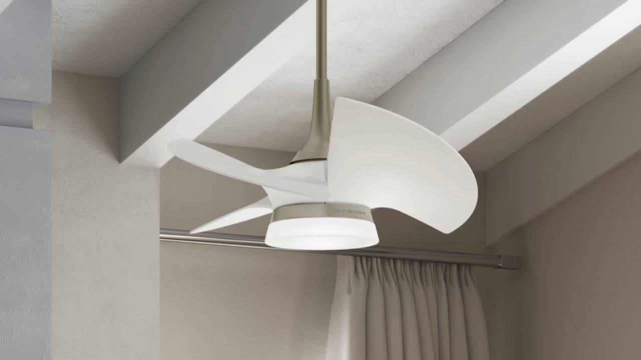 Casablanca Orchid Pewter Revival 30 in. White Indoor Ceiling Fan ...