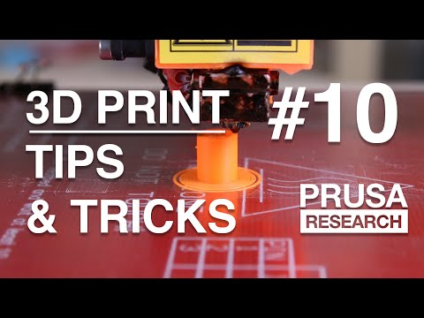 Positioning objects for printing - Tips & Tricks #10 [3D Print]