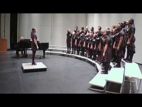 PGCPS Choral Assessments April 2018- Greenbelt Middle School