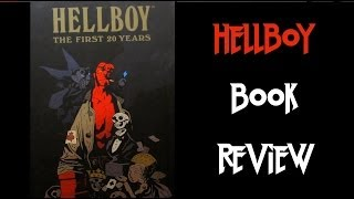 Hellboy Art Book Review