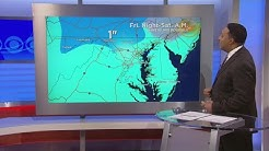Meteorologist Tim Williams Has Your Friday Afternoon Update
