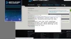 World of Warcraft WoW Authenticator aktivieren und wieder deaktivieren Einstellen in HD