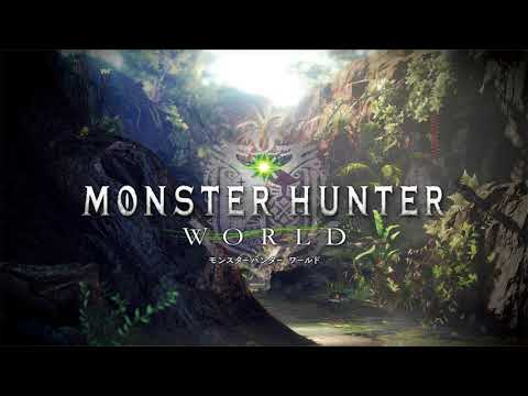 Monster Hunter: World - Private Suite (Extended Rainy Mood)