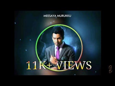Meesaya murukku Bgm | kathi bgm remix
