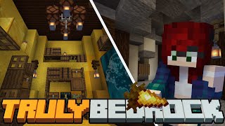 Let's Decorate! Truly Bedrock SMP | Season 1 | Episode 4