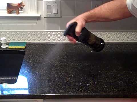 how to clean and polish marble countertops