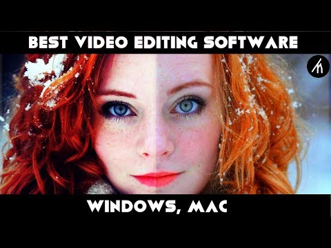 Top 5 Video Editing Software for YouTube Videos in 2018