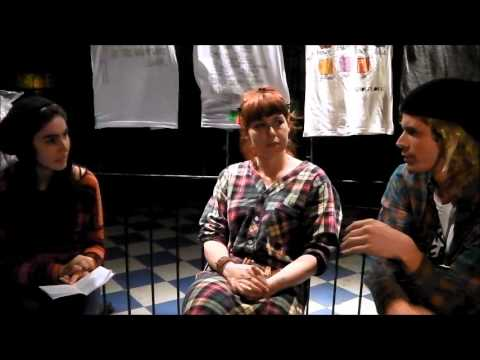 Interview With Hannah Hooper & Christian Zucconi From Grouplove