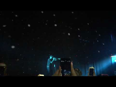 Bryson Tiller - Rain On Me  (Live at Watsco Center in Coral Gables,FL on 8/29/2017)