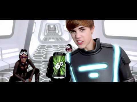 It's Bieber 6G Fever;)