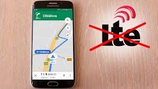 NAVIGACE do mobilu bez internetu ZDARMA