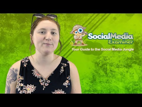 Social Media Shout Out: Julia Bramble & Social Media Examiner