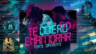 Porte Diferente - Te Quiero Enamorar [Official Video]