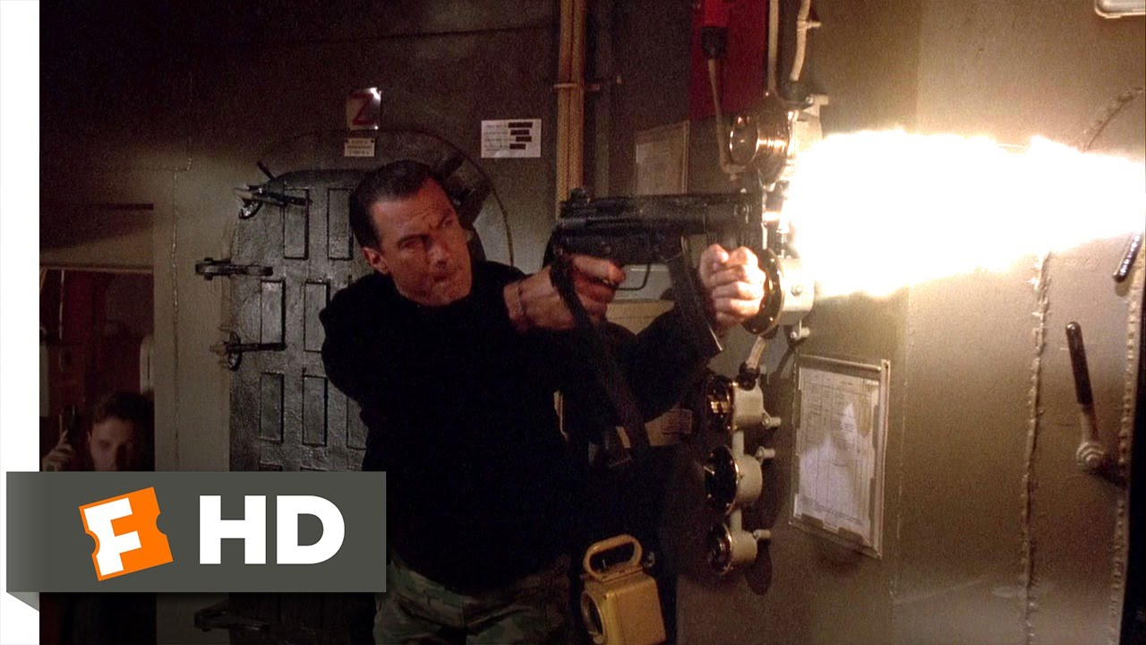 Under Siege 59 Movie Clip Counterattack 1992 Hd Youtube