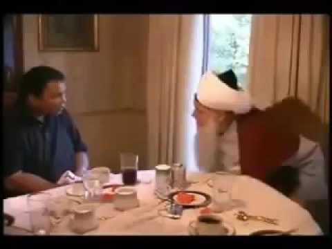 RIP Muhammad Ali gives bayah to Sufi Tariqa