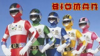 Saban's Bio-Man: The LOST Origins of the Power Rangers