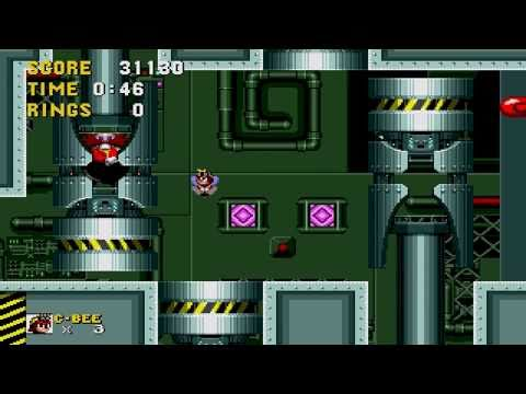 Charmy in Sonic 1