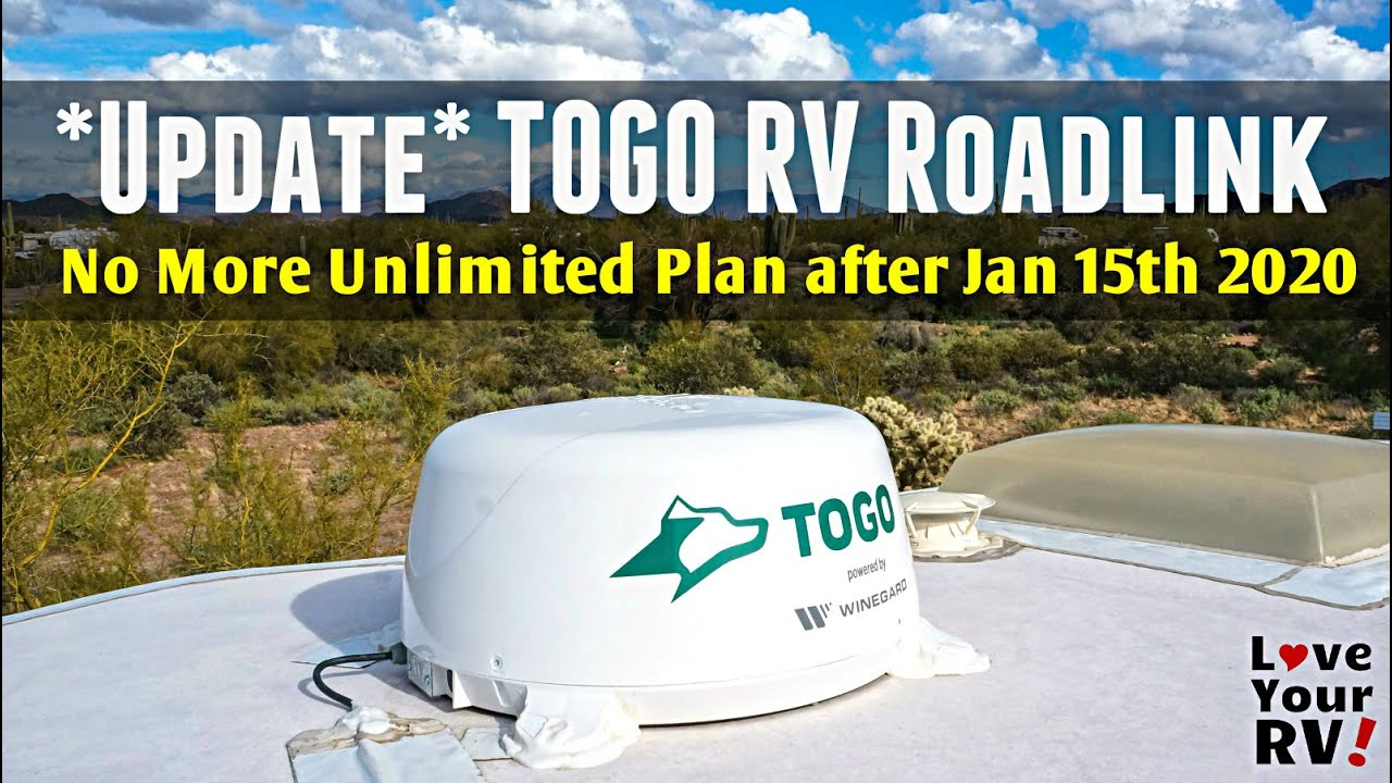 Download *Update* TOGO RV - AT&T Unlimited Plan being Retired (Jan 15th 2020)