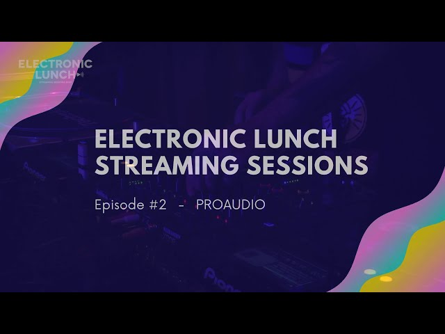 Electronic Lunch - Lorenzo Soria