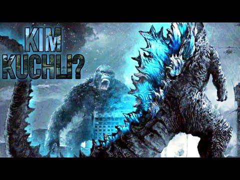 Godzilla Kongga Qarshi - Treyler Tahlil, Kimning qo'li baland keladi? Godzilla Yovuzmi?