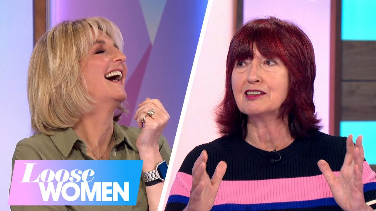 Janet Reveals How She Got Her Surname & The Interesting Surnames She Could've Had   Loose Women
