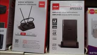 4K UHD TV antenna
