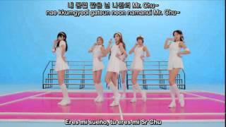 A pink mr chu sub español a-pink - mr.chu mv [sub + hangul romanizacion] hola, bueno, espero les haya gustado el comeback de a-pink, la verdad yo n...