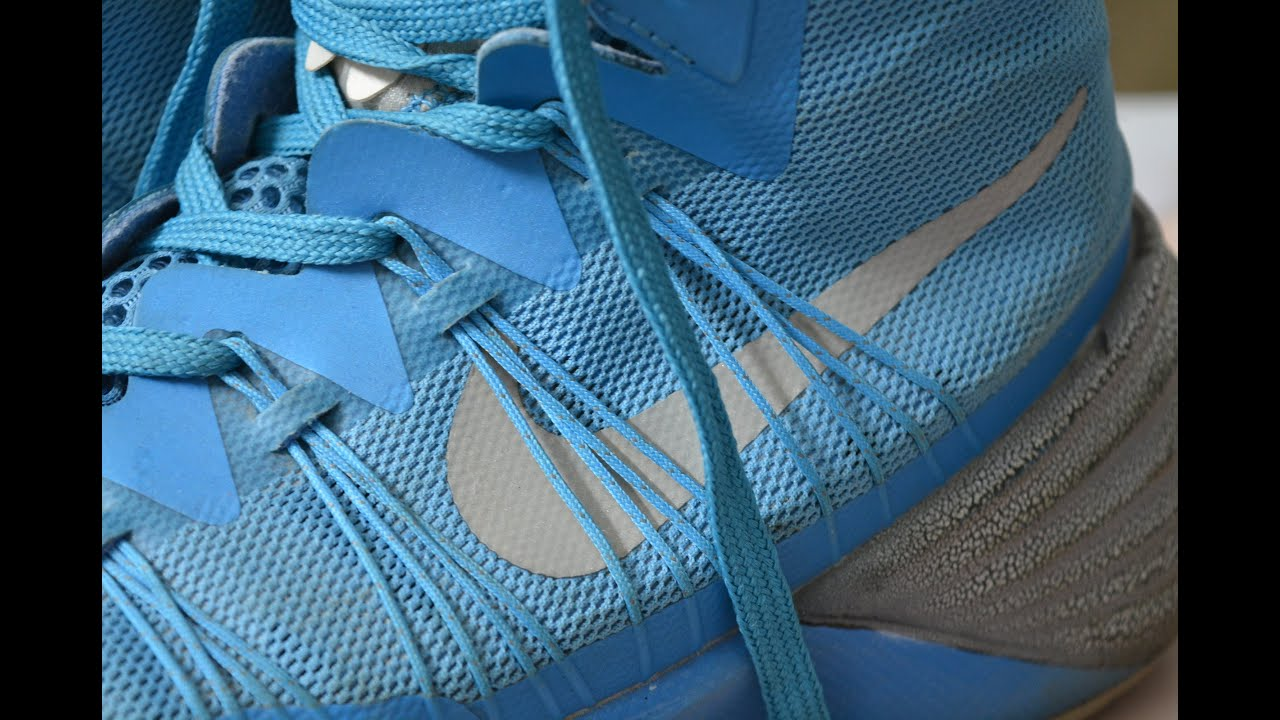 pretty nice 068dd 959e6 NIKE HYPERDUNK 2013 BLUE HERO + ON-FEET