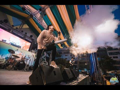 ແດນແຫ່ງອິດສະຫຼະ - Covered by (Metallic LaoBands) Beer Lao Music zone 04 2017